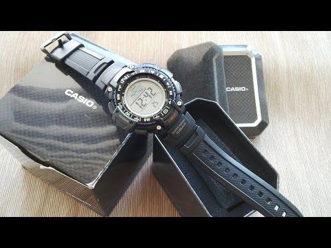 Часовник Casio SGW-1000