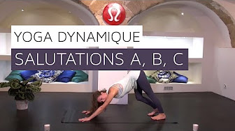yoga dynamique french  youtube