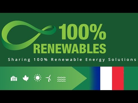 Sharing 100% Renewable Energy Solutions: France