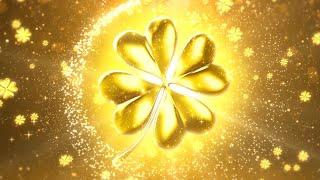 432 hz | Trébol de Oro de la Suerte y el Dinero | Atraer Riqueza, Amor y Salud | Esperanza y Fe