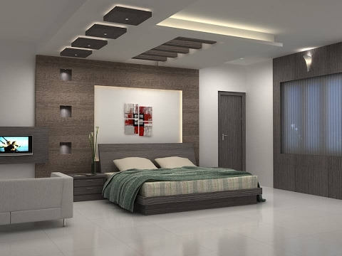 Bedroom Wall Design Ideas | Bedroom Wall Designs | 27 Ideas By |Paradise |  Estate | U0026 | Construction