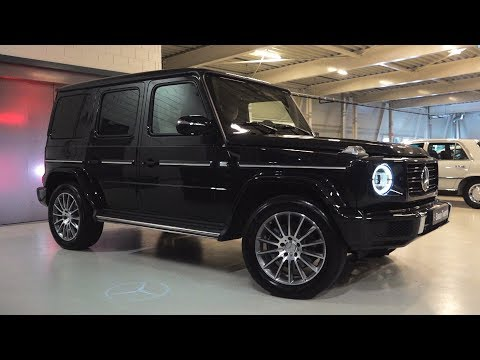 2020 Mercedes G Class G500 - NEW Full REVIEW AMG G Wagon Geländewagen