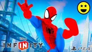 Benvenuti a videogiochi ! gioco disney infinity 2.0 supereroi marvel spiderman o uomo ragno in italiano. i migliori di e video gioch...