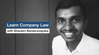 Learn Company Law!
