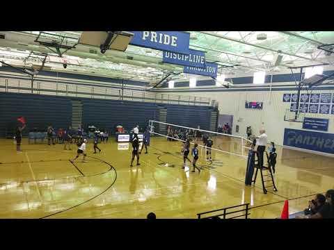 Crowley Middle School vs Wester Middle School A team 1