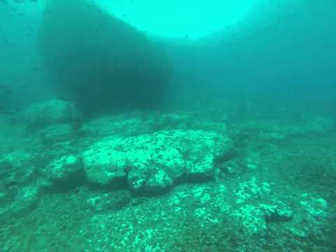 Diving Mosteiros Islet, Príncipe Island