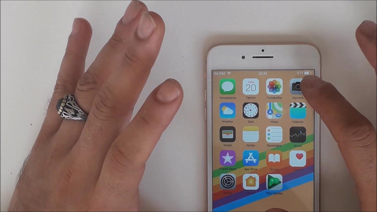 iphone 8 plus replika tanıtmaya çalıştık