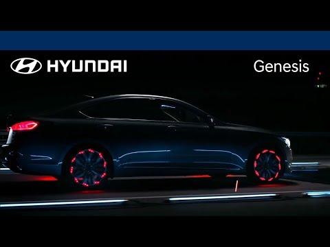 "2016 Hyundai Genesis - HTRAC AWD – ""Control The Light' | Hyundai"