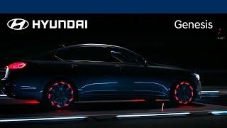 2016 Hyundai Genesis HTRAC AWD Control The Light