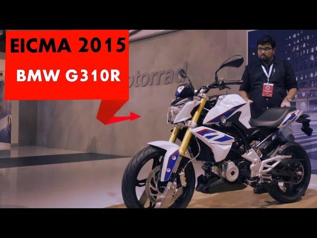 Poważnie BMW G 310 R Price, Images, Colours, Mileage & Reviews | BikeWale NC77