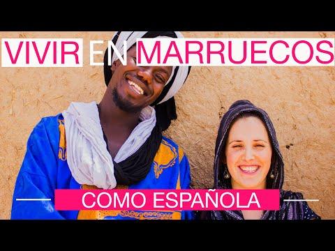 E2/V08 Vivir en el desierto de Marruecos