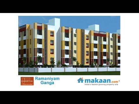 Ganga by Ramaniyam Real Estates in Ashok Nagar, Chennai, Residential Apartments: Makaan.com