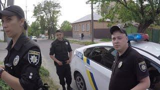 Обезьяны в полиции г. Кировоград. часть 2