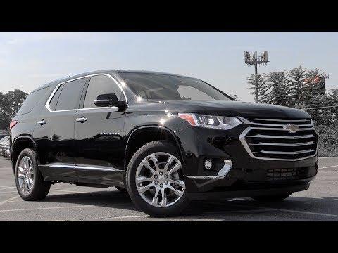 2018 Chevrolet Traverse: Review
