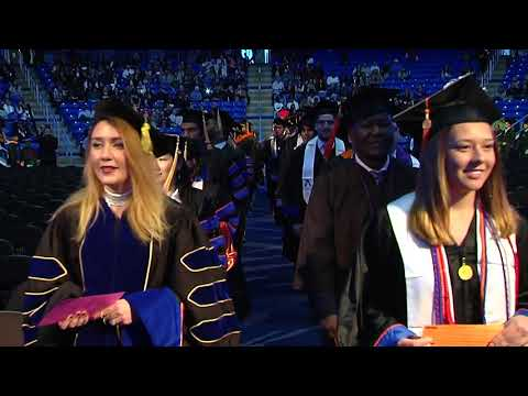 2017 December Commencement - College of Engineering - PART 1