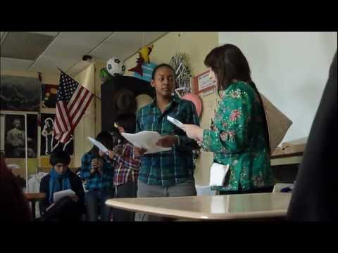 East of Eden: english skit with rylie, gerryko, hana, dyanna