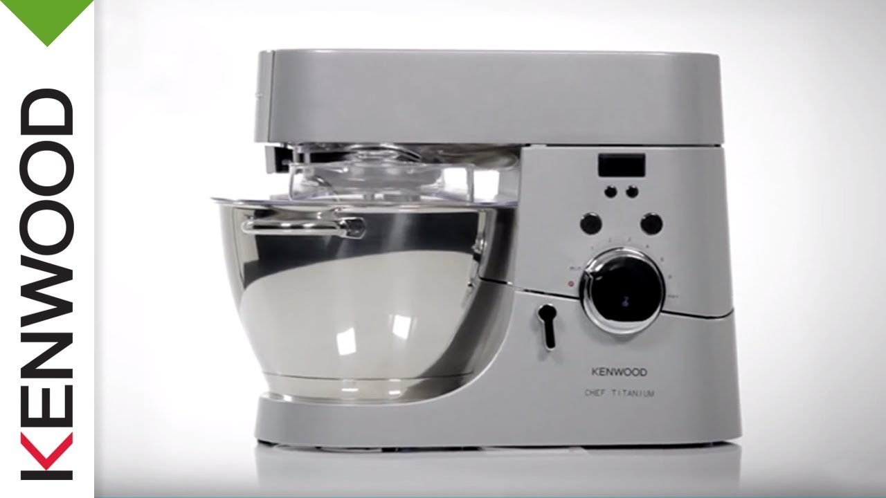 kenwood chef titanium timer kitchen machine. Black Bedroom Furniture Sets. Home Design Ideas