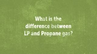 What is the Difference Between LPG and Propane Gas Vapor