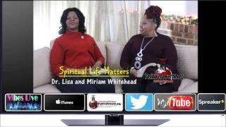 SPIRITUAL LIFE MATTERS: BIBLE TV SHOW EPISODE 1