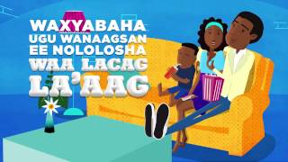 Somali- ASTRA TV Commercial With Kalu Media
