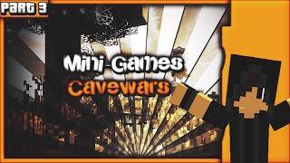 Mini-games #3. CaveWars