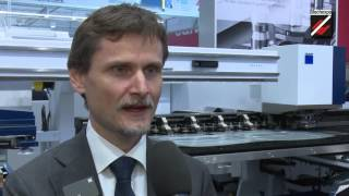 Blechexpo and Schweisstec 2015 – Strong Growth on All Levels