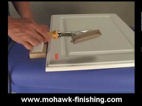 24f Common Vinyl Foil Repairs By Mohawk Finishing Products Mpg Youtube