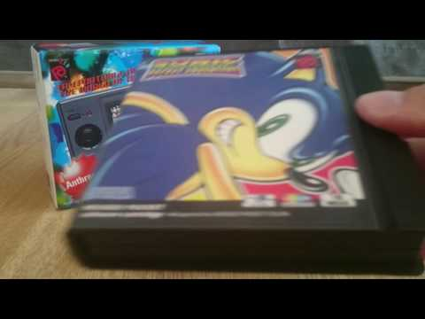 Neo Geo Pocket Color (Unboxing + Sonic Pocket Adventure)