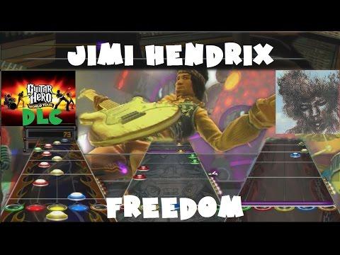 Jimi Hendrix - Freedom - Guitar Hero World...