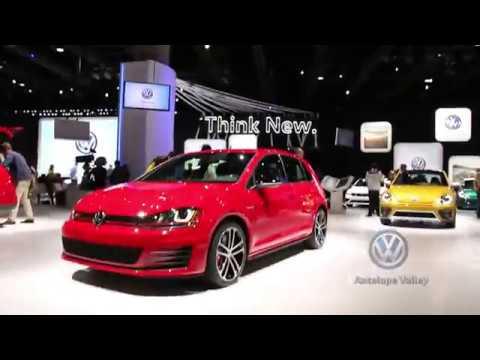 Antelope Valley Volkswagen Goes To the 2016 LA Auto Show