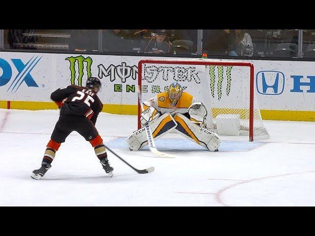 Predators, Ducks settle it with a shootout