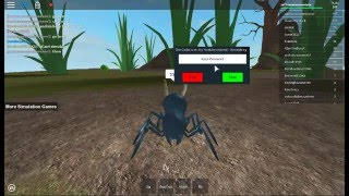 roblox ant simulator how to be a queen drone