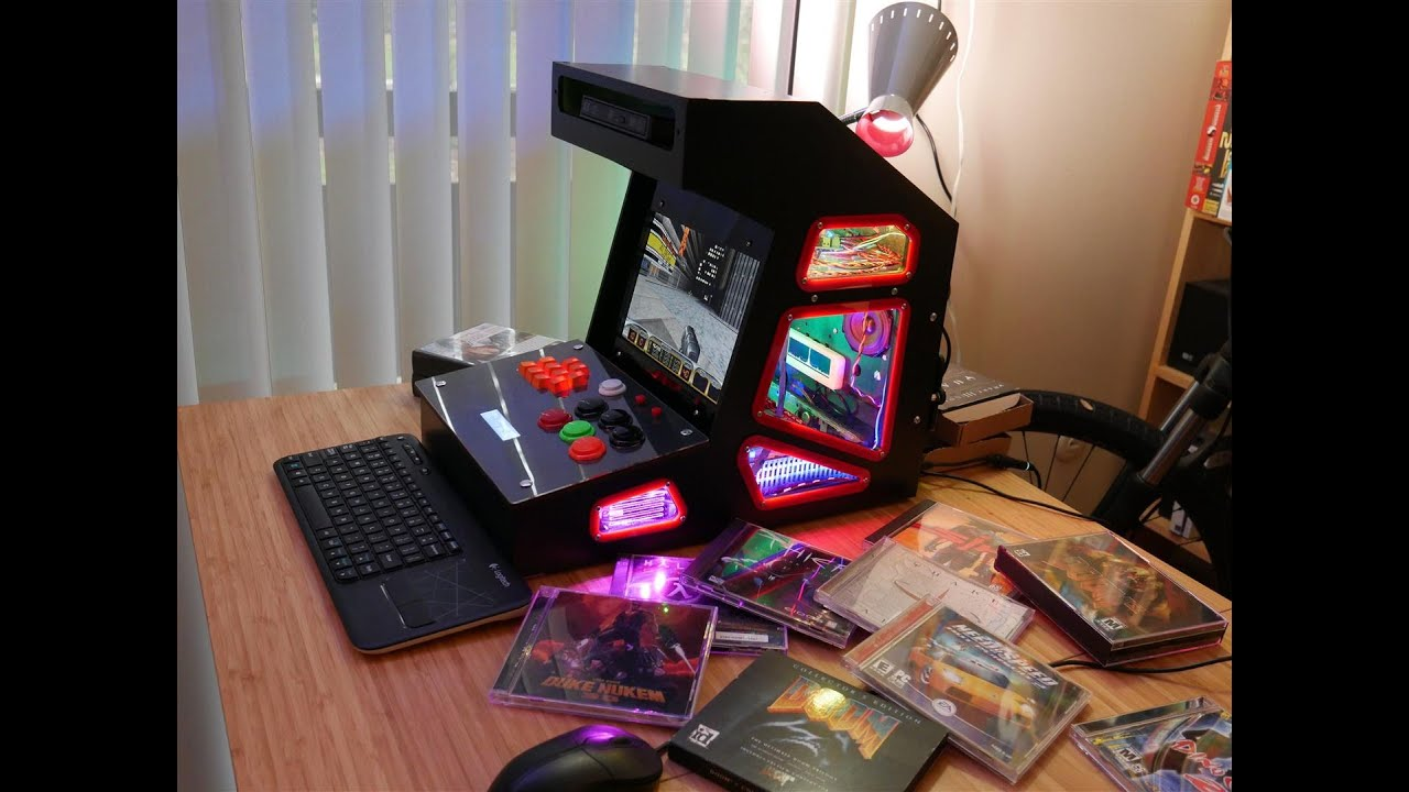 Pc Games For Arcade Cabinet Pictures