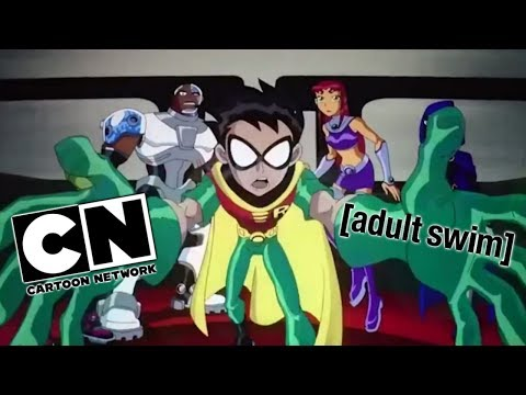 Is Teen Titans SEASON 6 Airing on Cartoon Network or Adult Swim?