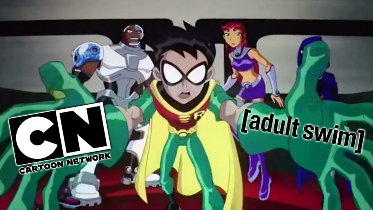 Is Teen Titans Season 6 Airing On Cartoon Network Or Adult -9547