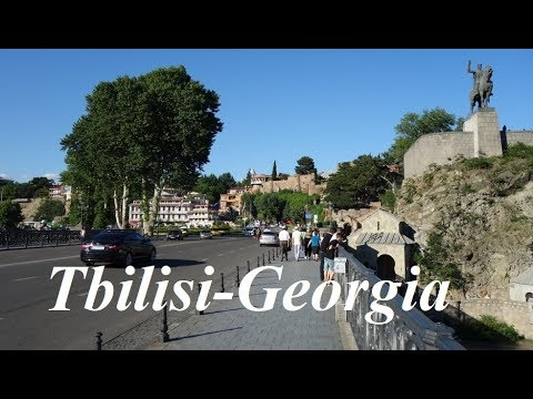 Georgia/Tbilisi (Metekhi Bridge)  Part 14