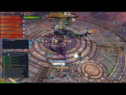 BnS - Assassin - lightning raven 3 + blackwing 490k burst - One Two