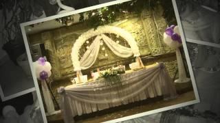 Оформление  свадеб в Москве