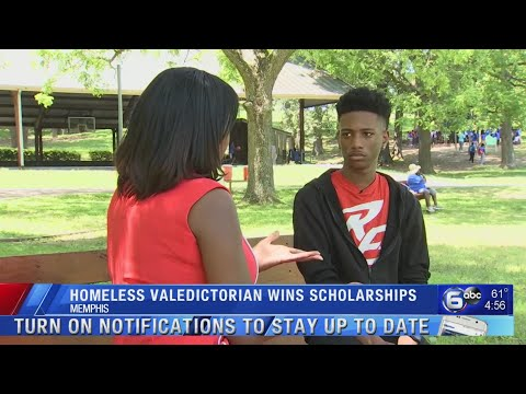 Just Jordyn - WOW: Homeless High School Valedictorian Earns $3 Million In Scholarships!