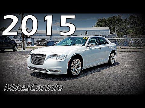 2015 Chrysler 300c Ultimate In-Depth Look