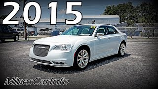 2015 Chrysler 300c Ultimate In-Depth Look