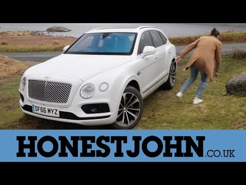 Car review | What's so good about the...2018 Bentley Bentayga?