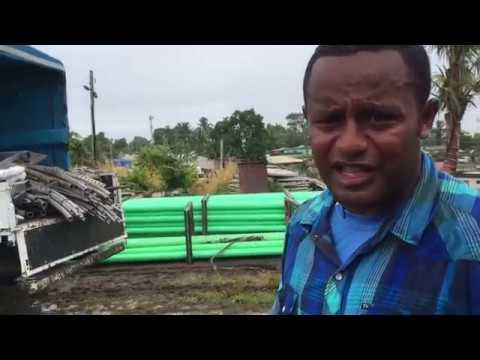 Telecom Fiji Limited - Preventative Maintenance Team Vs Forklift 2017