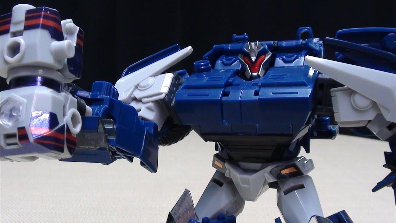 Transformers Prime Arms Micron BREAKDOWN: EmGo's ...
