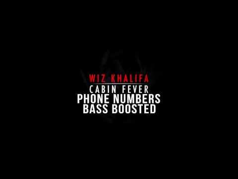 Wiz khalifa - Phone numbers (bass boosted)