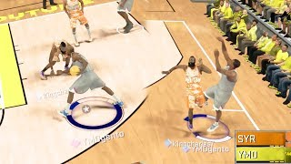PINK DIAMOND 99 OVR KOBE BREAKING ANKLES! + DEEP LIMITLESS RANGE 3! NBA 2K17 MyTEAM