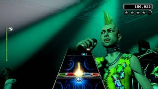 Rock Band 4: Metropolis 100% FC Expert Guitar