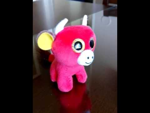 SNORT Ty Beanie boo McDonalds happy meal toy 2017 - YouTube 0f62b60d15b