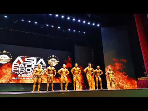 WFF ASIA PACIFIC CHAMPIONSHIP 2017, SINGAPORE