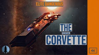 The Federal Corvette [Elite Dangerous]